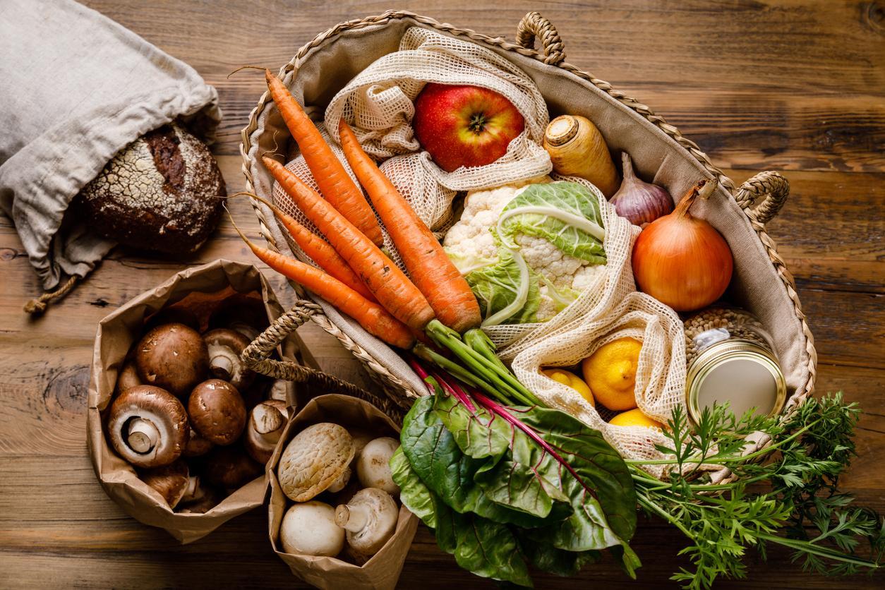 Definición y características de la alimentación ecológica