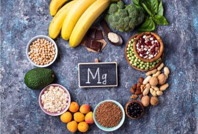 Los 10 alimentos con potasio y magnesio