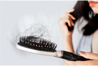 Principales causas de la caída del pelo