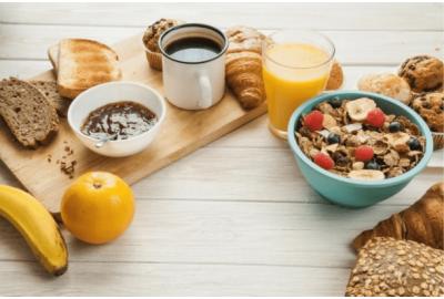 Los mejores desayunos saludables para dietas