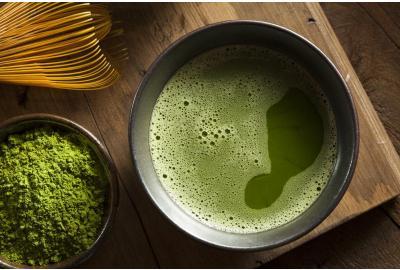 Los beneficios del té de matcha