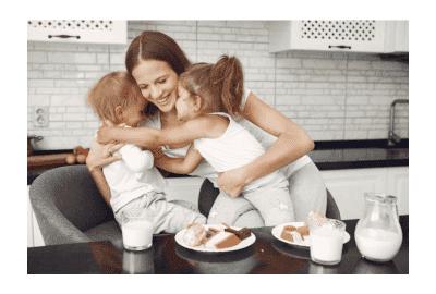 5 recetas de comidas saludables para niños