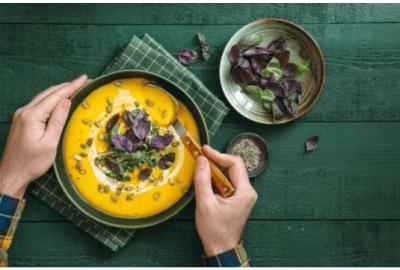 Tres ideas de recetas de invierno saludables