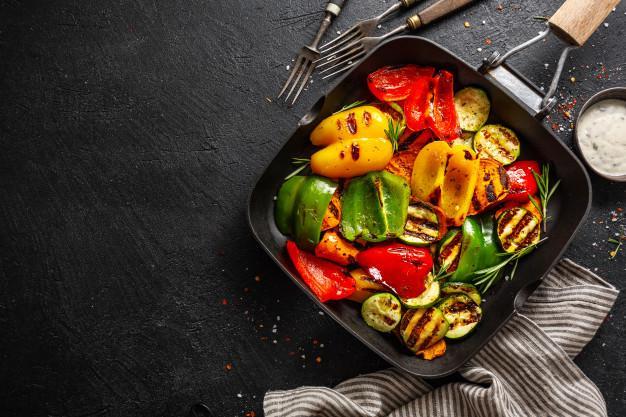 ¿Qué puedo comer en una dieta vegetariana?