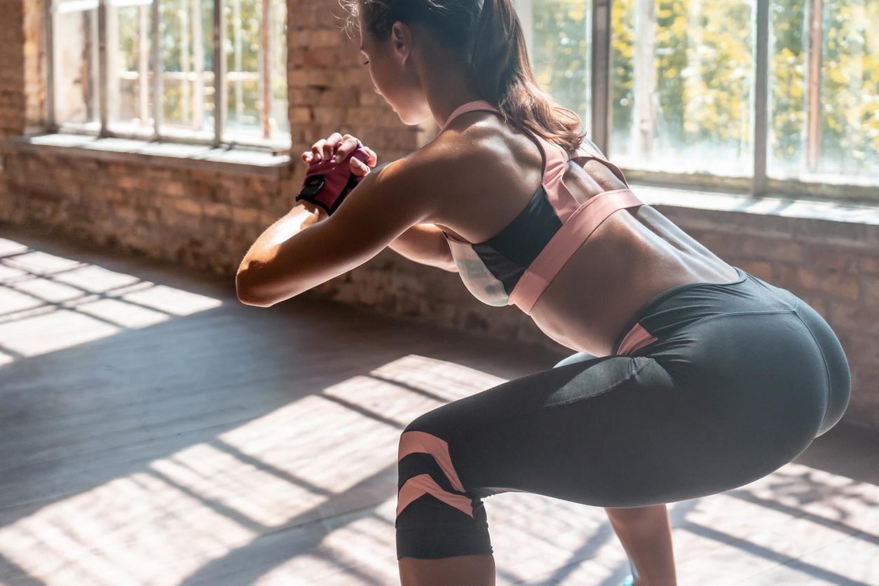 10 ejercicios para tonificar glúteos y piernas