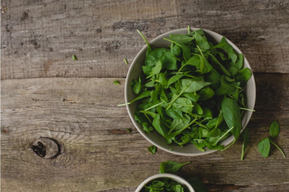10 alimentos ricos en ácido fólico