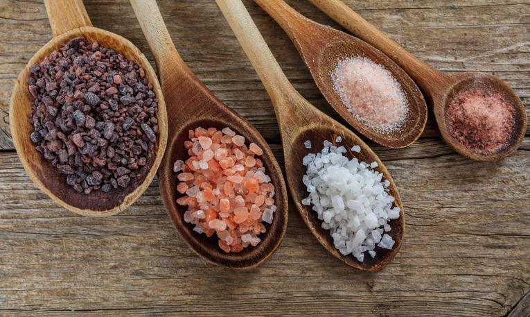 Los mejores alimentos ricos en sales minerales