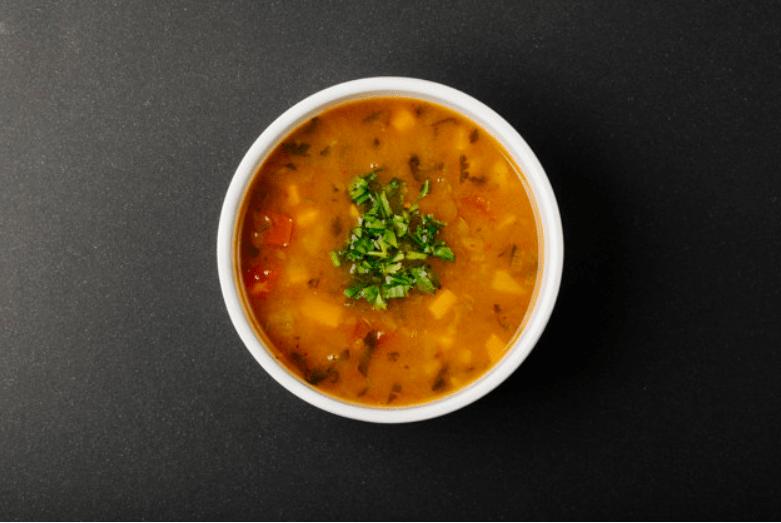 Sopa quema grasa: ¿Qué es y para qué sirve?