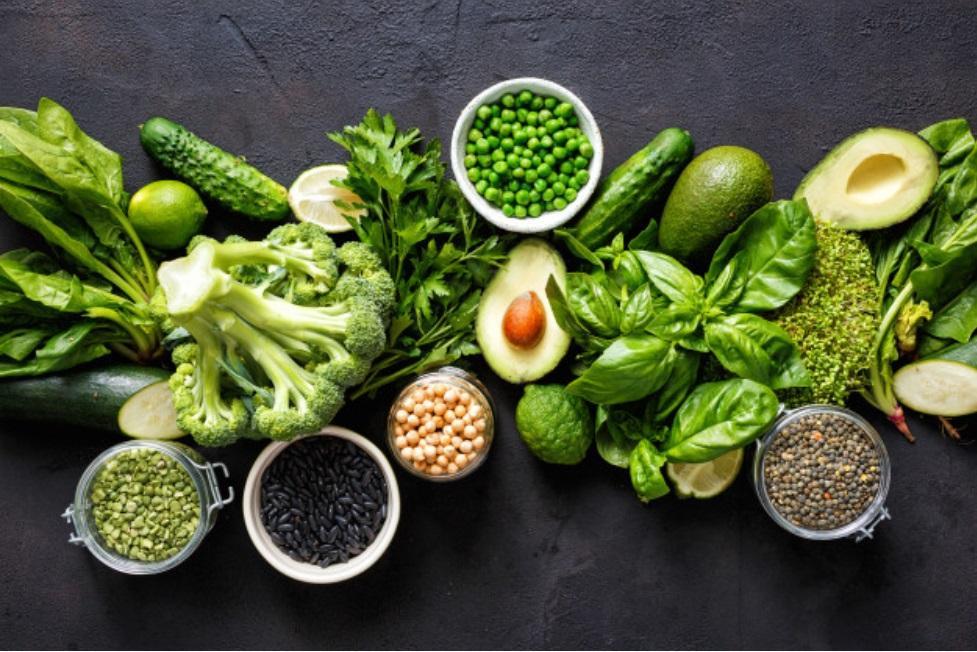 Las 10 verduras con más proteínas