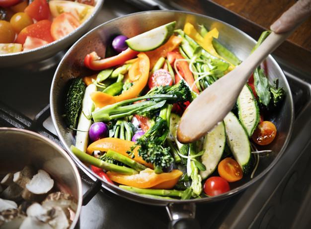 ¿Qué propiedades contienen las verduras?