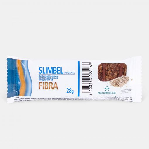 Barrita de cereales y fibra - Snack Moments Slimbel