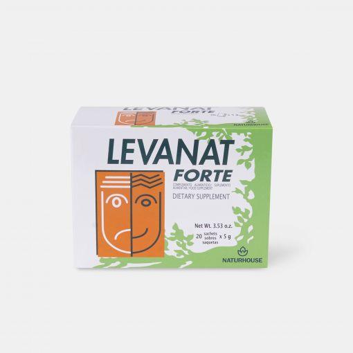 Productos naturales para limpiar y desintoxicar el organismo - Levanat Forte