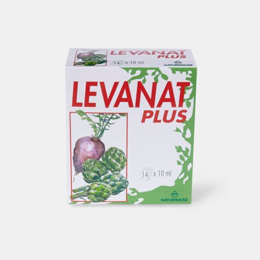 Complemento alimenticio de alcachofa para depurar el organismo (Sobres) - Levanat