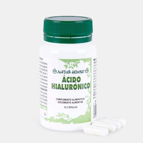 Ácido Hialurónico en cápsulas