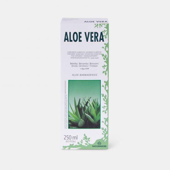 Jarabe Aloe Vera para el estreñimiento y el estómago