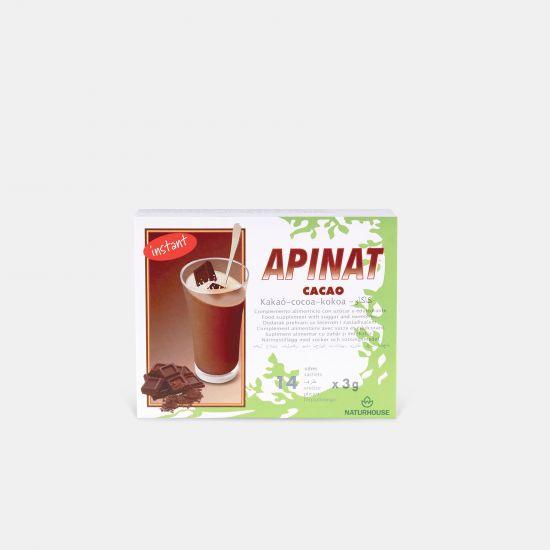 Cacao puro en polvo sin azúcar - Apinat Cacao