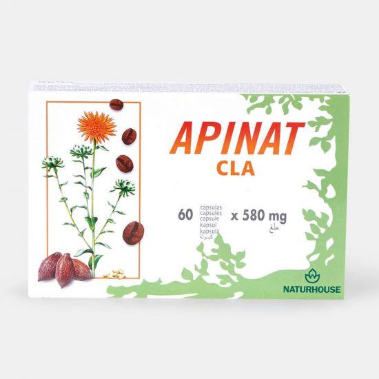 Ácido linoleico conjugado (Cápsulas CLA) - Apinat
