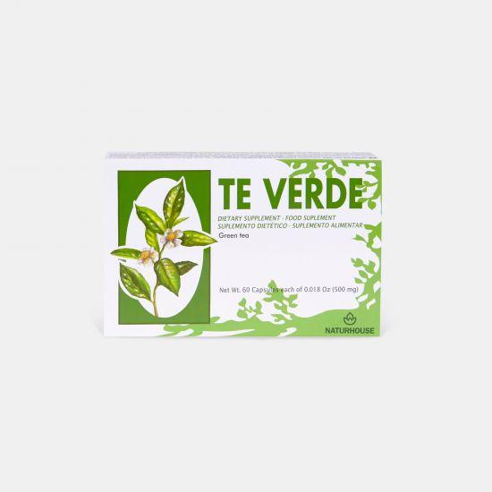 Cápsulas de Té verde