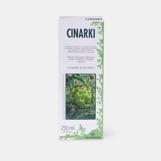Jarabe de alcachofa para digestión - Cinarki