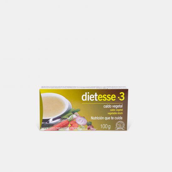 Caldo de verduras sin glutamato - Dietesse