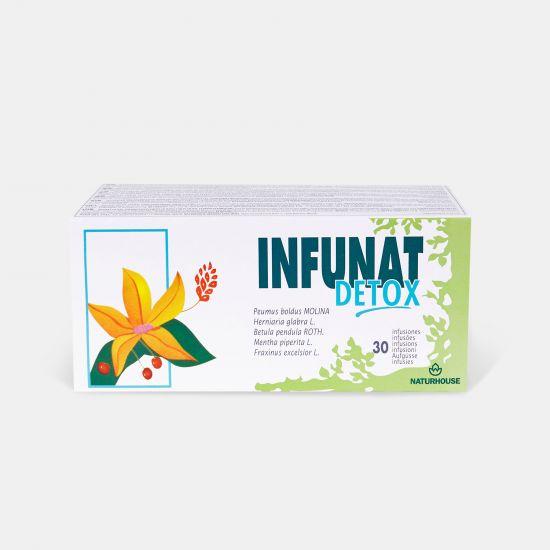 Infusión detox natural - Infunat