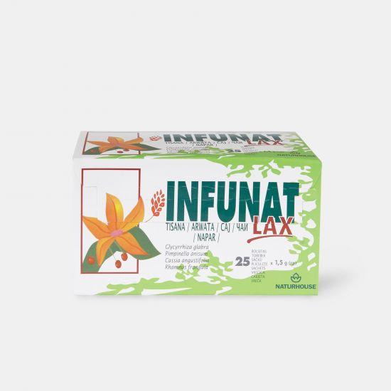 Infusión para el tránsito intestinal - Infunat