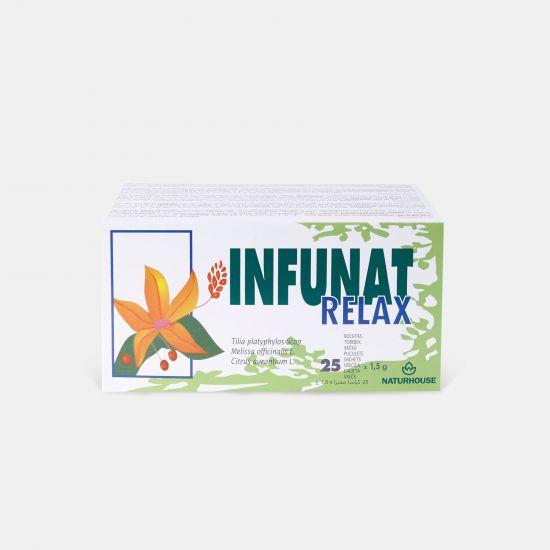 Infusión relajante de melisa - Infunat
