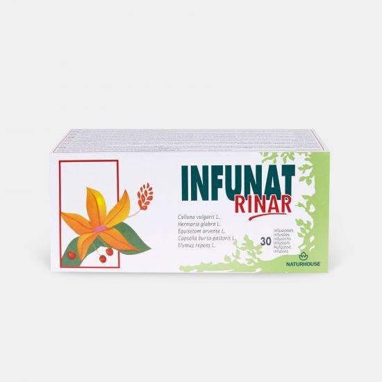 Infusión depurativa para el riñón - Infunat Rinar