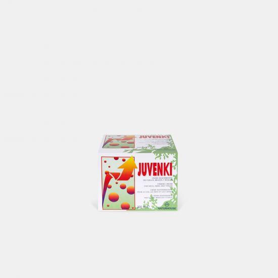 Crema reafirmante de cuello, papada y brazos - Juvenki
