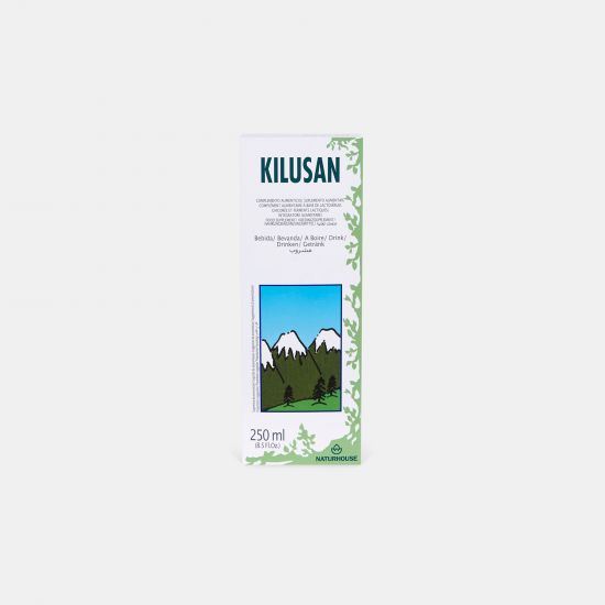 Jarabe para el estómago e intestino - Kilusan