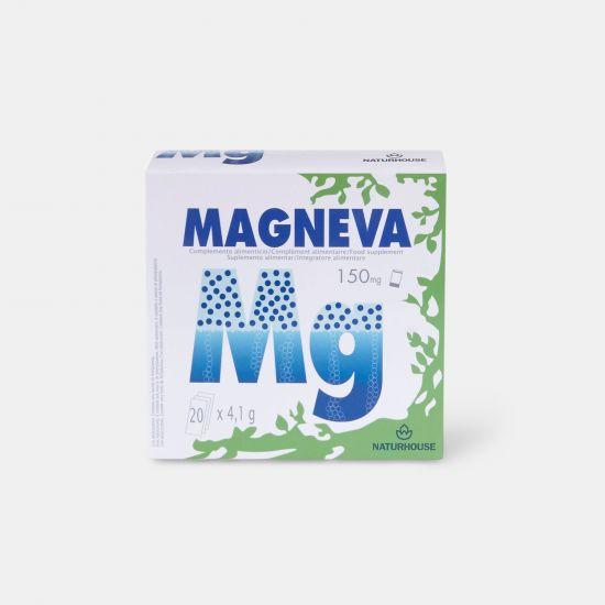 Complemento alimenticio a base de magnesio - Magneva