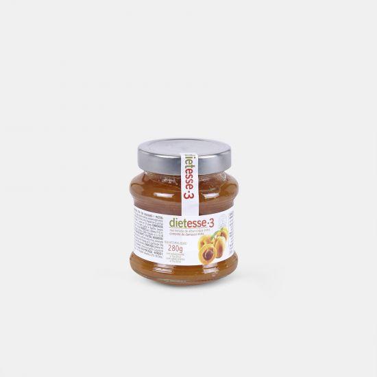 Mermelada de Albaricoque sin azúcar - Dietesse