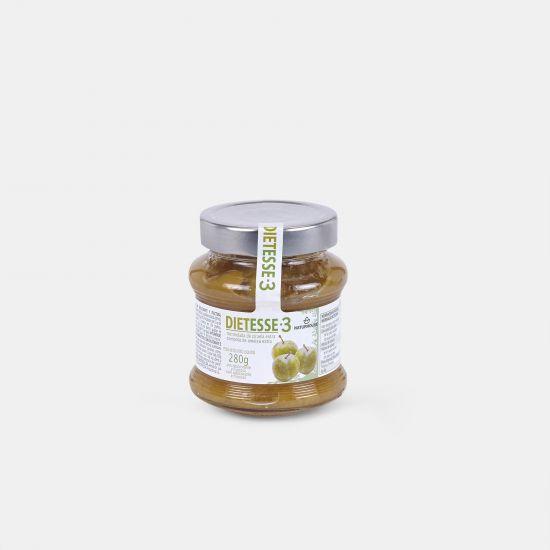 Mermelada de Ciruela sin azúcar - Dietesse