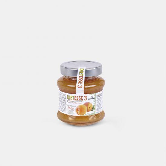 Mermelada de Melocotón sin azúcar - Dietesse