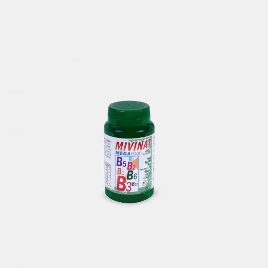 Complejo vitamínico del complejo B - Mivinat