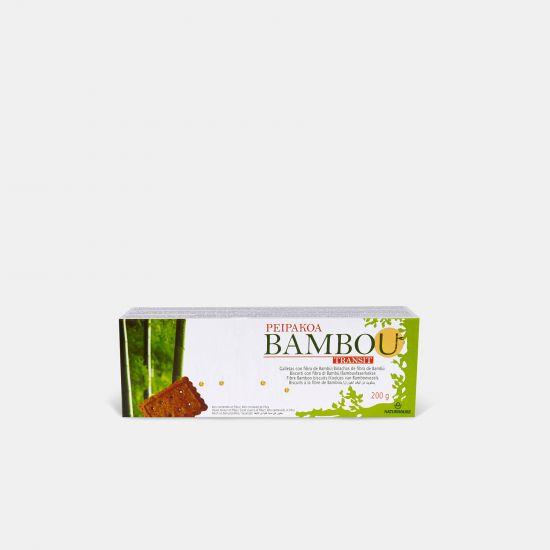 Galletas con fibra de harina integral - Peipakoa Bambou Transit