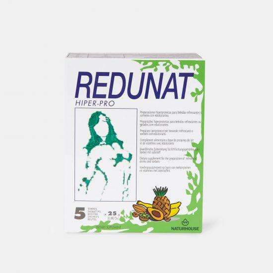 Batido hiperproteico con vitaminas - Redunat