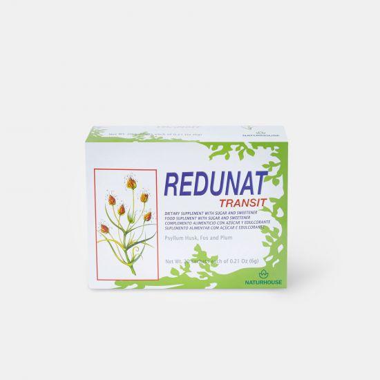 Complemento para regular el tránsito intestinal - Redunat