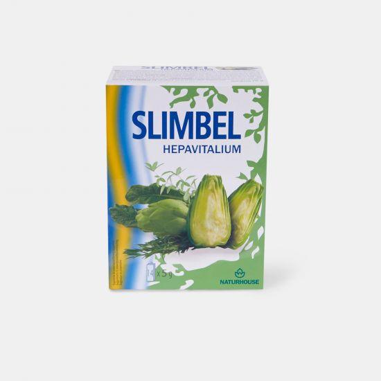 Complejo alimenticio de alcachofa con Vitamina B - Slimbel