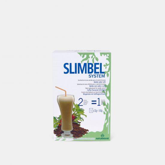 Batido de café con leche - Slimbel System